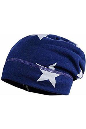 maximo Boy's Aus Sweat mit Ziernaht und Sternen Hat