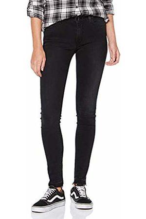 Replay Women's Luz High Waist Skinny Jeans, (Dark 97)