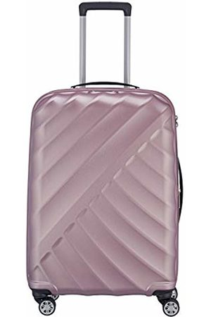 Titan Suitcases & Luggage - ® Shooting Star Hard Shell Trolley with Cool Metallic Look in 4 Trendy Colours 66 cm - 828405-15