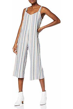 New Look Women's William Stripe Jumpsuit, Pattern 49