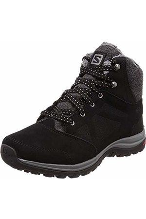 Salomon Women's Winter Boots, Ellipse Freeze CS WP/Phantom/Beach Glass