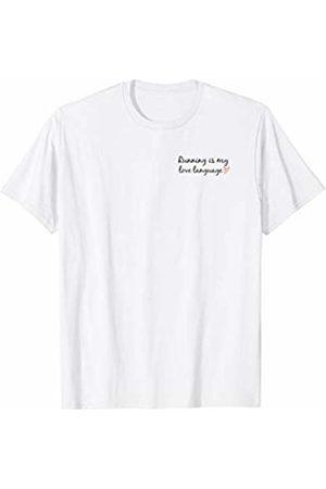 Love Language Apparel Running Is My Love Language, Running Shirt