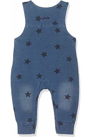 Joules Baby Frankie Dungarees, ( Stars Bluestars)