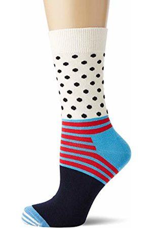 Happy Socks Women's Stripe And Dot Sock 670)