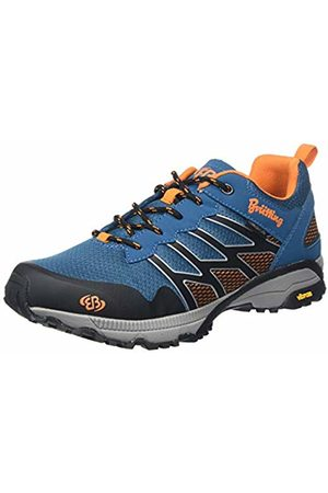 Bruetting Men's Mount Blake Low Rise Hiking Shoes, Petrol/Schwarz/