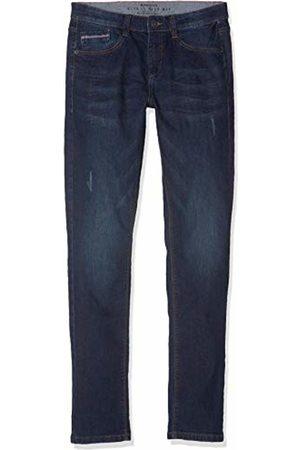s.Oliver Boy's 75.899.71.1007 Jeans, Dark Denim Stretch 59z7