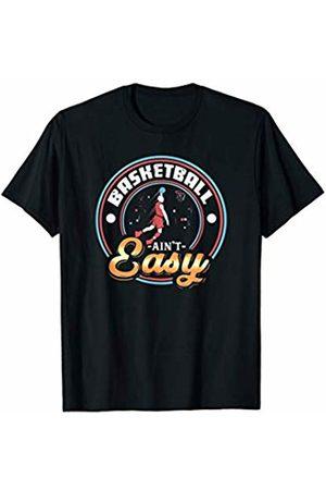 Tru Bru Sports T-shirts Basketball ain't Easy Athlete's Sport T-Shirt
