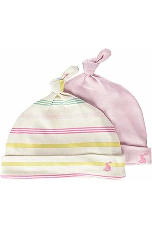Joules Baby Girls' Koo 2pk Hat, Soft Softpink