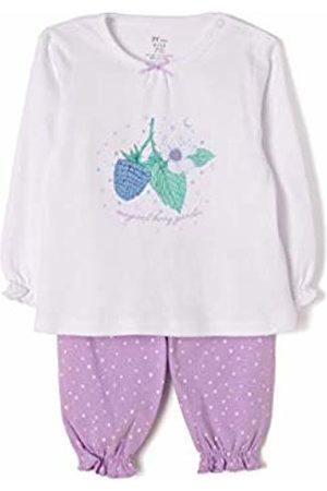 ZIPPY Baby Girls' Pijama Star Zy Pyjama Sets