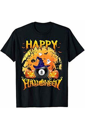 Billards Halloween Costume 2019 Gift Men & Women Happy Billards Halloween Pumpkin Costume Who Love Sport