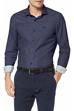 s.Oliver Men's 13.908.21.5241 Casual Shirt