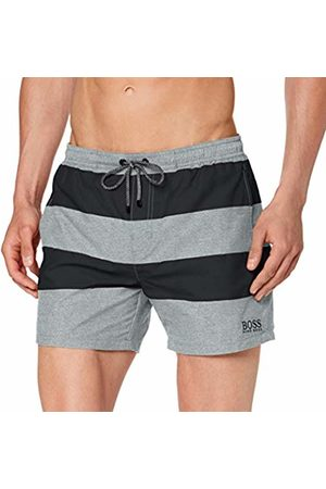 HUGO BOSS Men's Sandbar Shark Short, Open 062