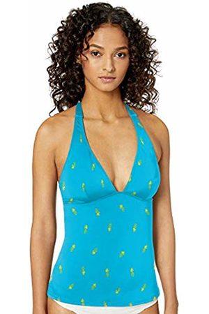 Amazon Tankini Swimsuit Top Pineapple
