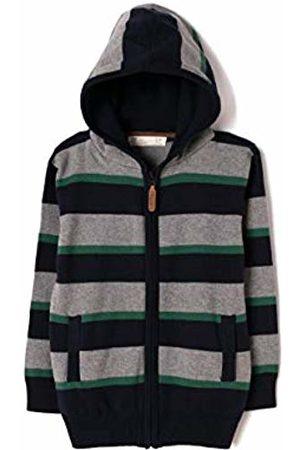 ZIPPY Boy's Chaqueta De Punto Listas Jacket