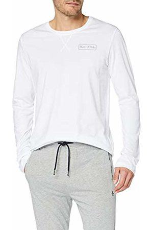 Marc O' Polo Men's Mix M-Shirt Ls Crew-Neck Pyjama Top