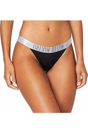 Calvin Klein Women's Brazilian Bikini Bottoms, (PVH BEH)