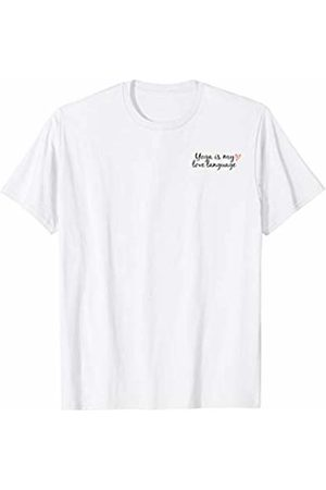 Love Language Apparel Yoga Is My Love Language, Yoga Shirt