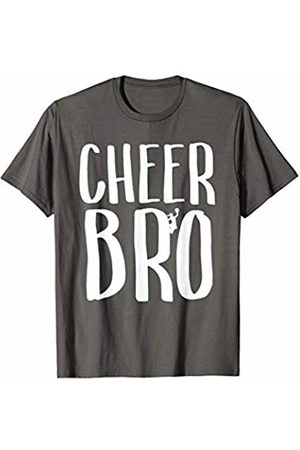 Feels Like Football Threads Cheer Brother Proud Bros Cheerleaders Sports Matching Family T-Shirt