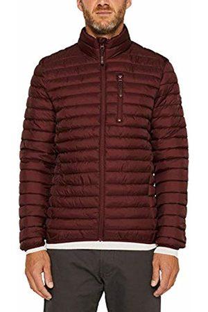 Esprit Men's 079ee2g003 Jacket, (Dark 610)