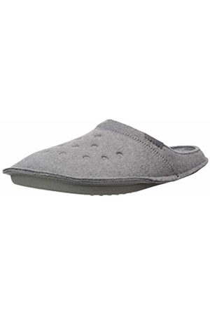 Crocs Unisex Adult's Classic Low-Top Slippers, Charcoal 00q