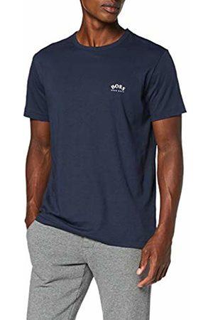 HUGO BOSS Men's Tee Curved T-Shirt