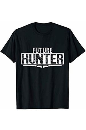 Duck Hunting Gifts Co. Future Hunter In Training Daddy's Hunting Buddy Kids Hunting T-Shirt