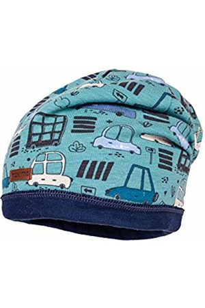 maximo Boy's Aus Bedrucktem Jersey mit Automotiven Hat