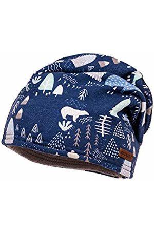 maximo Boy's Aus Bedrucktem Jersey mit Waldmotiven Hat