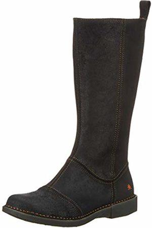 Art Women's 1098 Wax Night/Bergen Slouch Boots