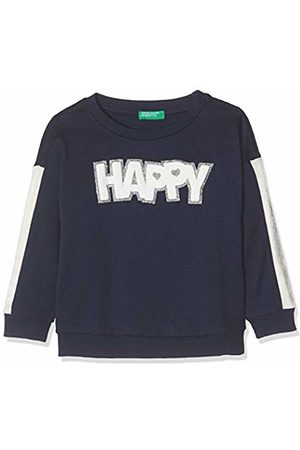 Benetton Girl's Athletic G1 Sports Hoodie Sports Hoodie