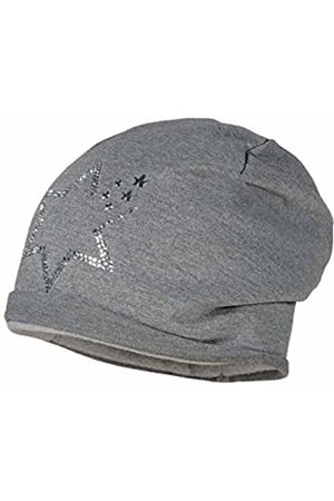 maximo Girl's Beanie mit Stern aus Studs Hat