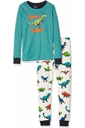 Hatley Boy's Organic Cotton Long Sleeve Appliqué Pyjama Set