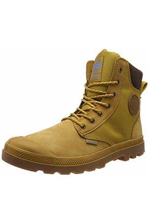 Palladium Boots - Spor Cuf Wpn U, Unisex Adults' Boots, Jaune (846 Amber /Mid Gum)