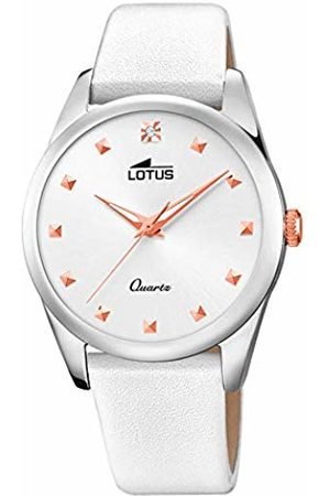 Lotus Womens Analogue Quartz Watch with Leather Strap 18642/1