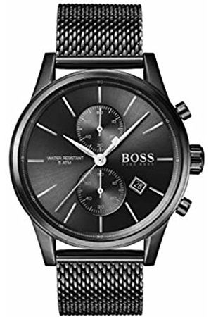 HUGO BOSS Men Watches - Men's Analogue Quartz Watch with Stainless Steel Strap 1513769