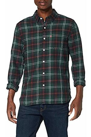 Levi's Men's Sunset 1 Pocket Shirt Casual