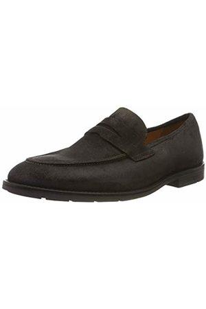 Clarks Men's Ronnie Step Loafers, Dark Nub
