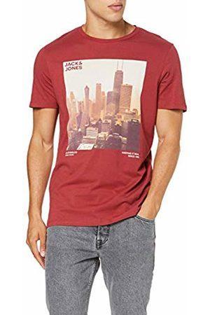 Jack & Jones Men's Joruptown Tee Ss Crew Neck T-Shirt