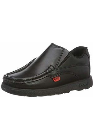 Kickers Baby Boys' Fragma Slip 3 Loafers, ( Blk)