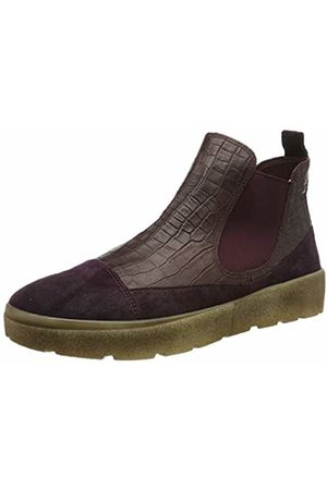 Think! Women's Drunta_585091 Chelsea Boots, ((Chianti/Kombi 35)