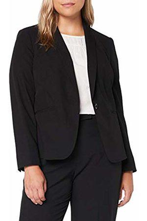 Simply Be Women's Ladies Short Blazer Suit Jacket, 001