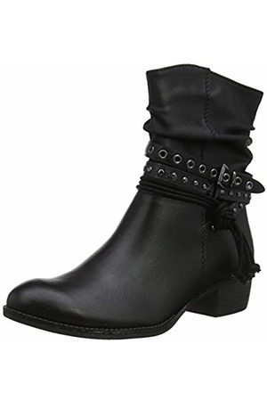 Marco Tozzi Women's 2-2-25316-33 Ankle Boots, ( Anthracitecomb 096)