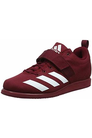 adidas Men's Powerlift 4 Fitness Shoes, FTWR /Collegiate Burgundy