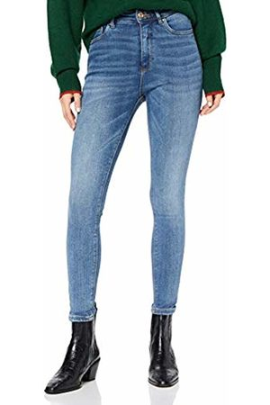Only Women's Onlmila Hw Sk ANK Bb Jeans Bj13994 Noos Skinny Medium Denim