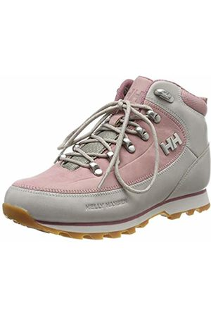 Helly Hansen Women Boots - Women's W The Forester High Rise Hiking Boots, Off- Off- ( Cloud/Bridal Rose 193)