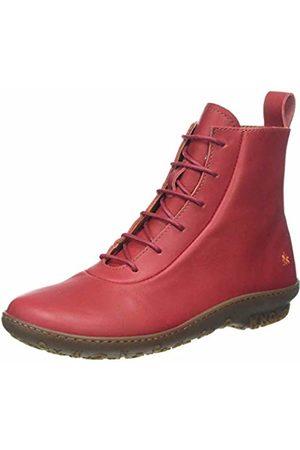 Art Women's 1424 Grass Carmin/Antibes Ankle Boots
