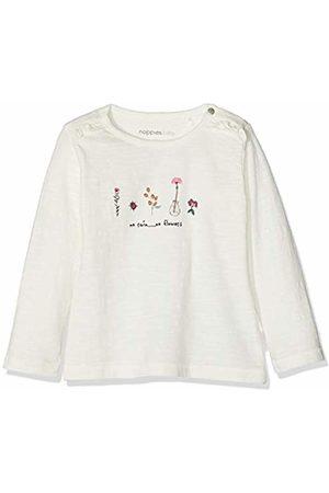 Noppies Baby Girls' G Tee Regular ls Celina T-Shirt, (Whisper P198)