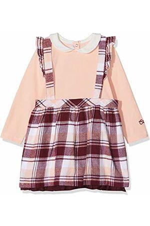 chicco Baby Girls' Abito Maniche Lunghe Dress
