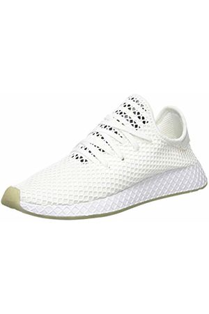 adidas Men Trainers - Men's Deerupt Runner Low-Top Sneakers, (Footwear /Core /Sesame 0)