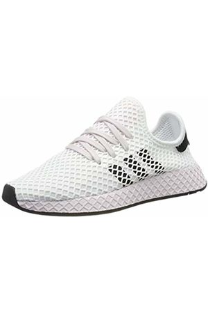 adidas Women's Deerupt Runner Low-Top Sneakers, (Footwear /Core /Orchid Tint 0)